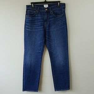 NWT J. Crew | Cropped Leg Jeans
